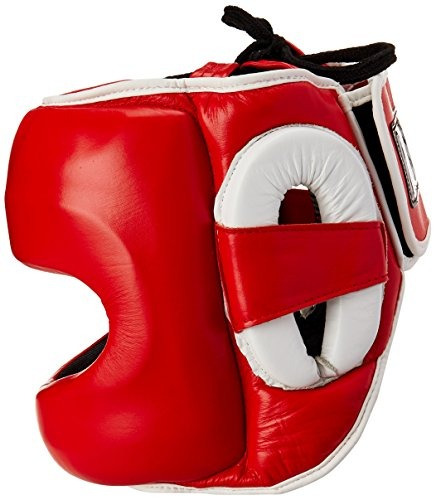 904833437 Ringside Deluxe Face Saver Boxing Headgear (grande-x-grande ...