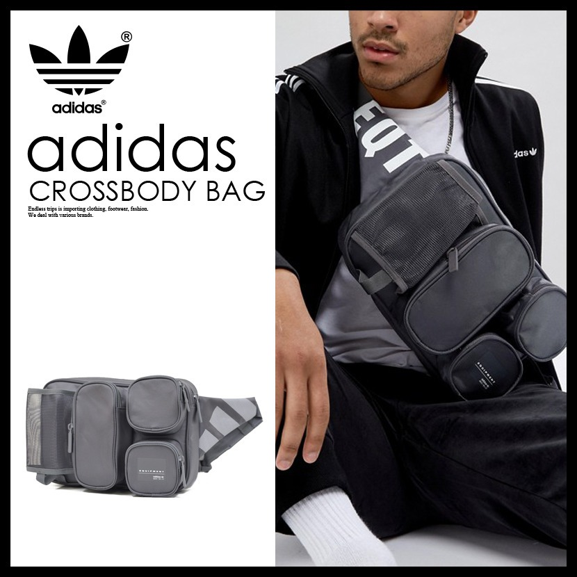 riñonera adidas eqt cross body bag. Cargando zoom. a0f890dfb563e