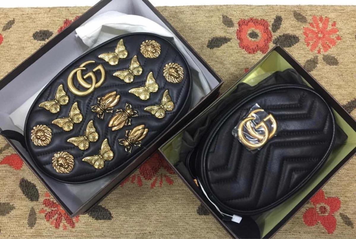 26e2e59d711 riñonera belt bag gucci animal stud cuero importado. Cargando zoom.