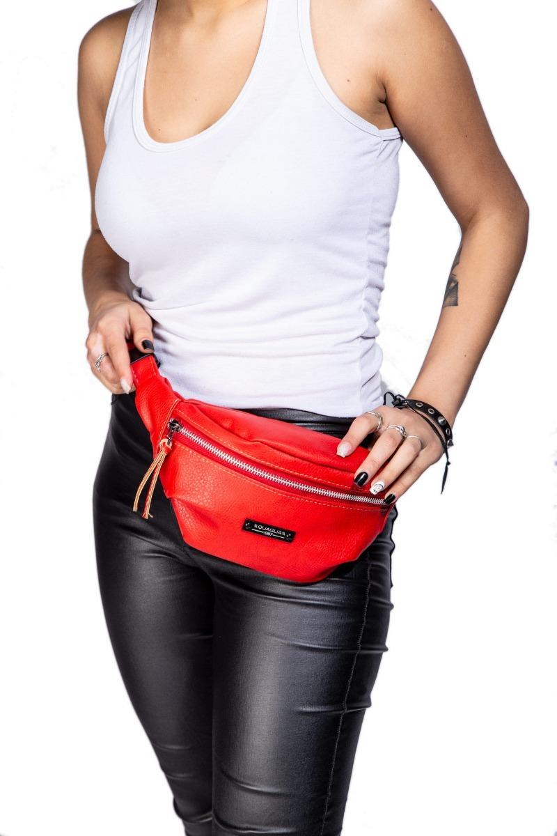 venta de tienda outlet el más nuevo detalles para Riñonera Cartera Mujer Eco Cuero Importada X 20 Uni Mayor