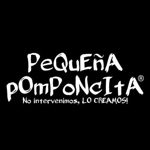 riñonera dub running unisex original pequeña pomponcita