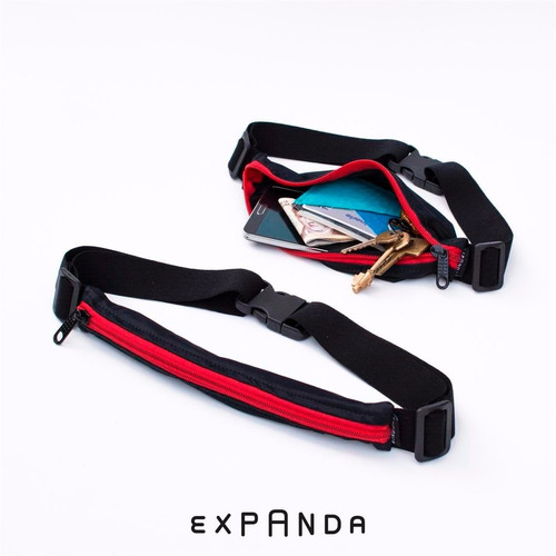 riñoneras expandibles expanda, modernos y elegantes !!!