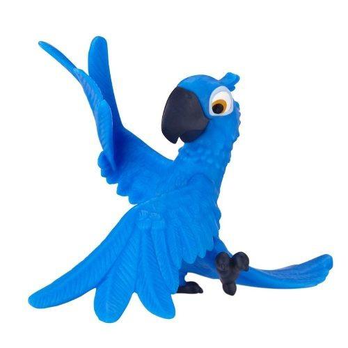rio 2 mini figuras blu & nico sunny