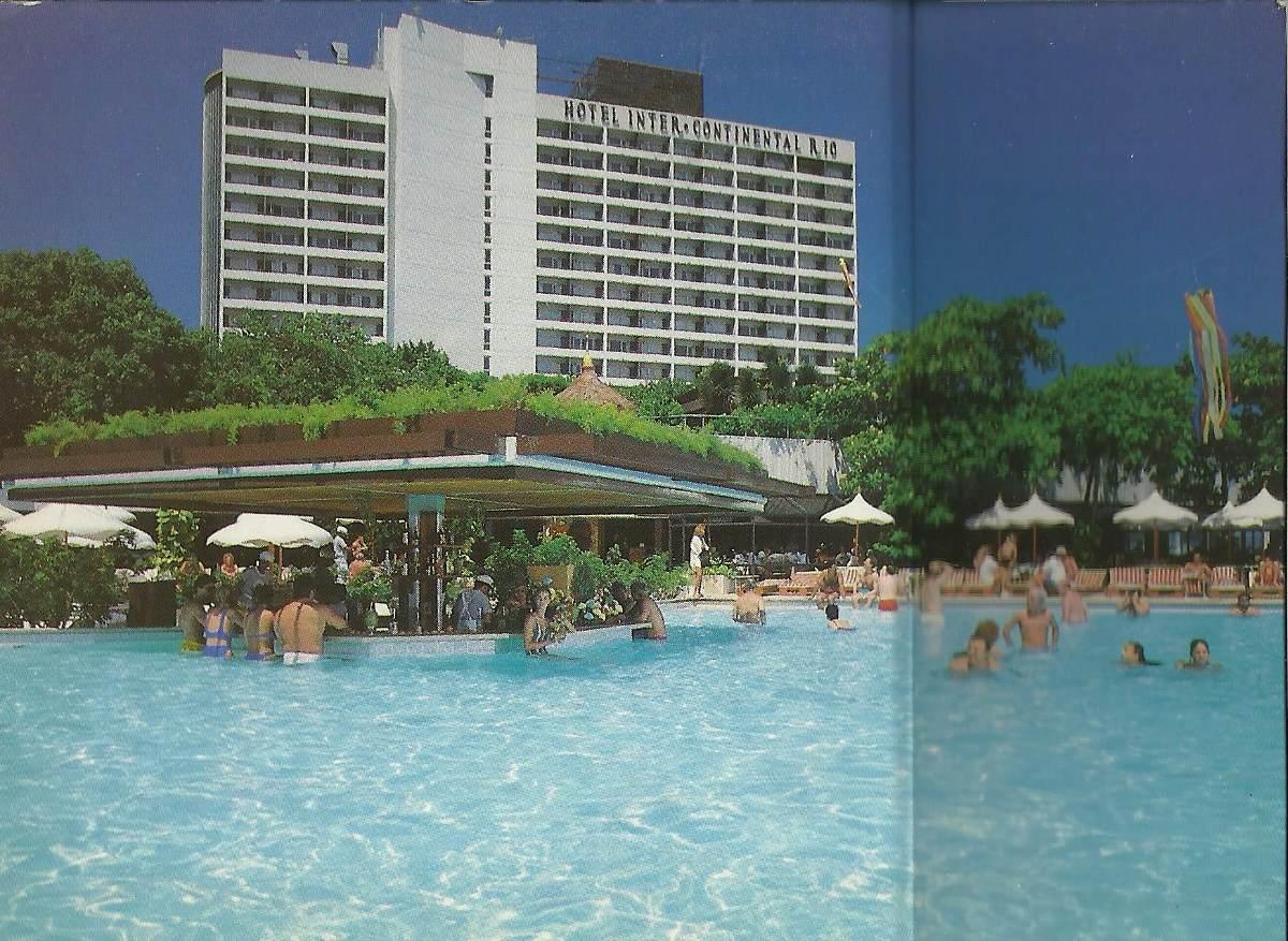 Rio De Janeiro R J Hotel Intercontinental Carregando Zoom