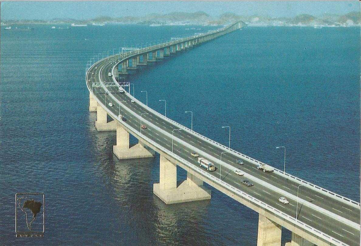 edbb31779 Rio-7843 - Ponte Rio De Janeiro, R J - Ponte Rio-niteroi - R$ 22,08 ...