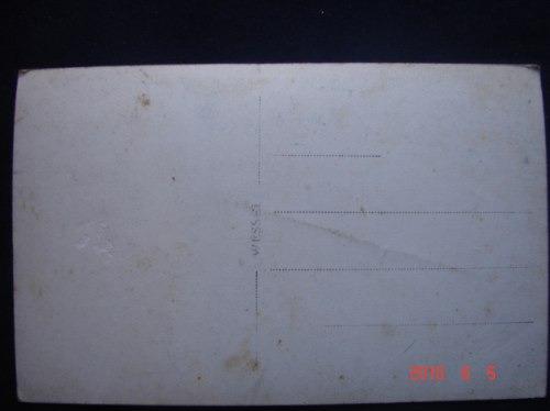 rio de janeiro. pan de azucar. antigua postal