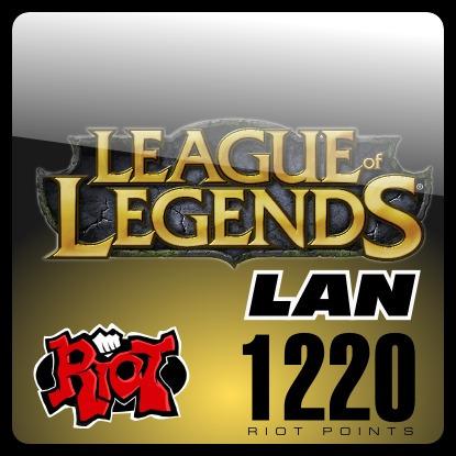 riot pin 1220 game card lol servidor latin america norte