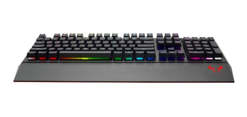 riotoro teclado gosthwriter prism rgb switch brown
