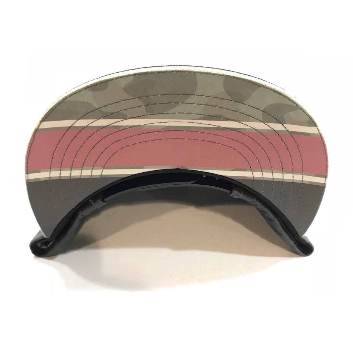 43b2d0dfddec3 Boné Rip Curl Game Line Flat Snapback Aberto - Regulador - R  155