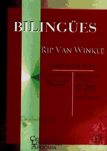 rip van winkle(bilingue)(libro )