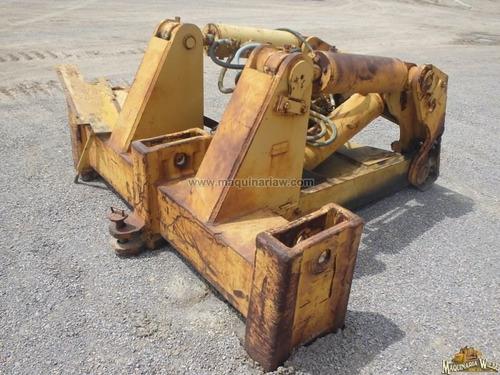 ripper para tractor d8r d8t d6 d7 motoconformadora 140g 140h