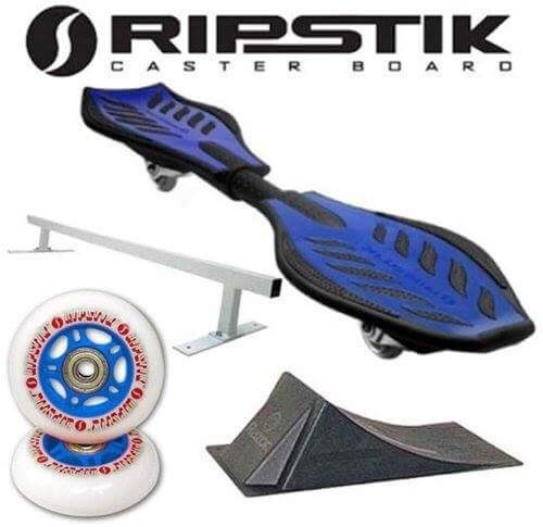 ripstik ripster / ripstik card board