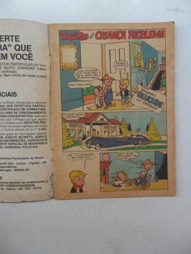 riquinho nº 3! editora globo jan 1988!