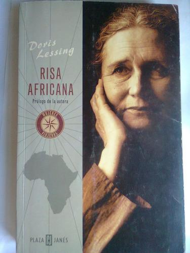 risa  africana. doris lessing - libro