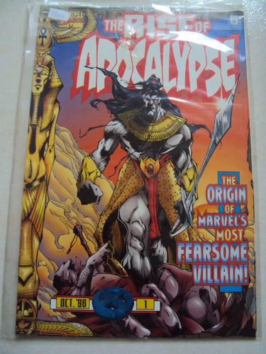 rise of apocalypse - marvel comics - importada