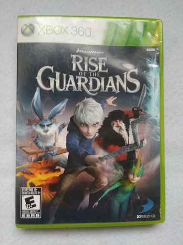 rise of the guardians xbox 360.