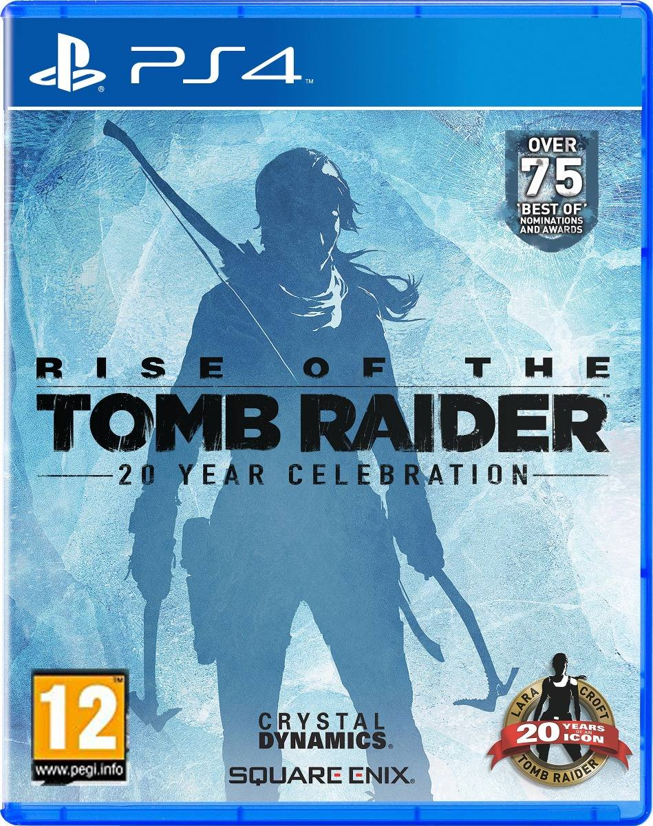 Rise Of The Tomb Raider 20 Year Ps4 No Necesita Internet Bs