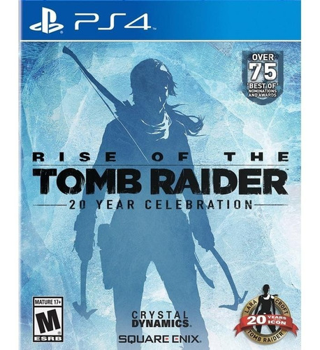 rise of the tomb raider 20th year celebration ps4 - prophone