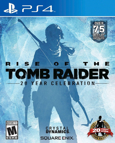 rise of the tomb raider - ps4 - juego fisico - megagames