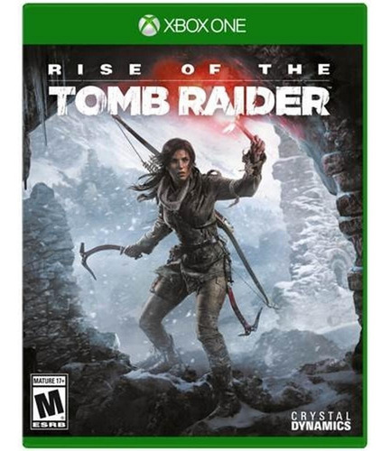 rise of the tomb raider xbox one - juego fisico - prophone