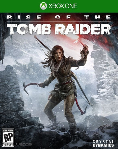 rise of the tombraider juego xbox one usado