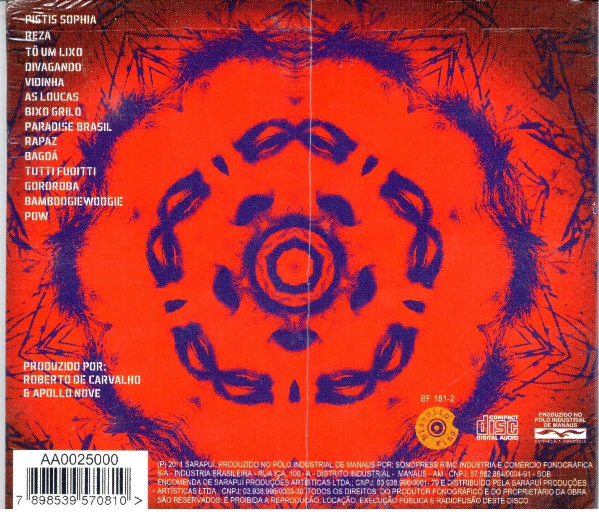 GOROROBA BAIXAR 2003 CD