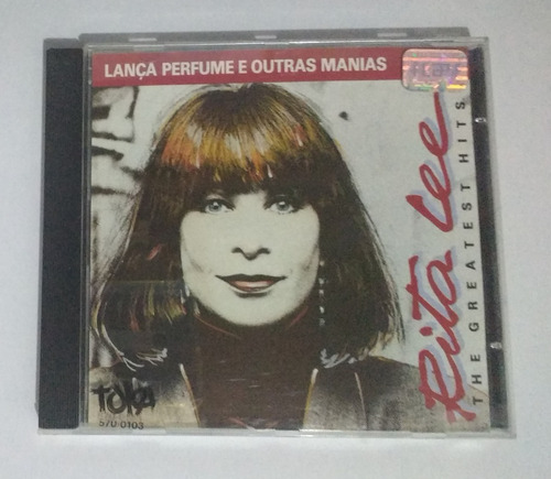 rita lee - the greatest hits cd