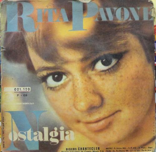 rita pavone nostalgia compacto 1969