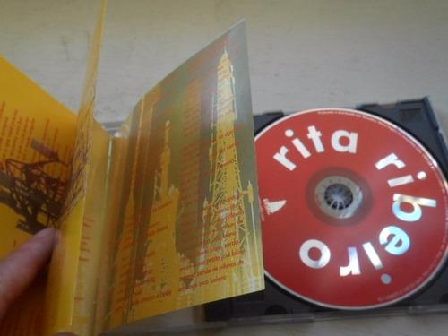 rita ribeiro 1º cd raro gravadora velas compre já!