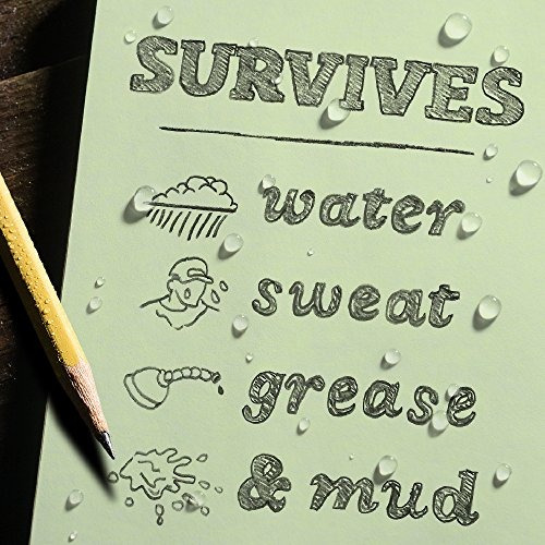 rite en el cuaderno de lluvia todo tipo de clima táctico mó