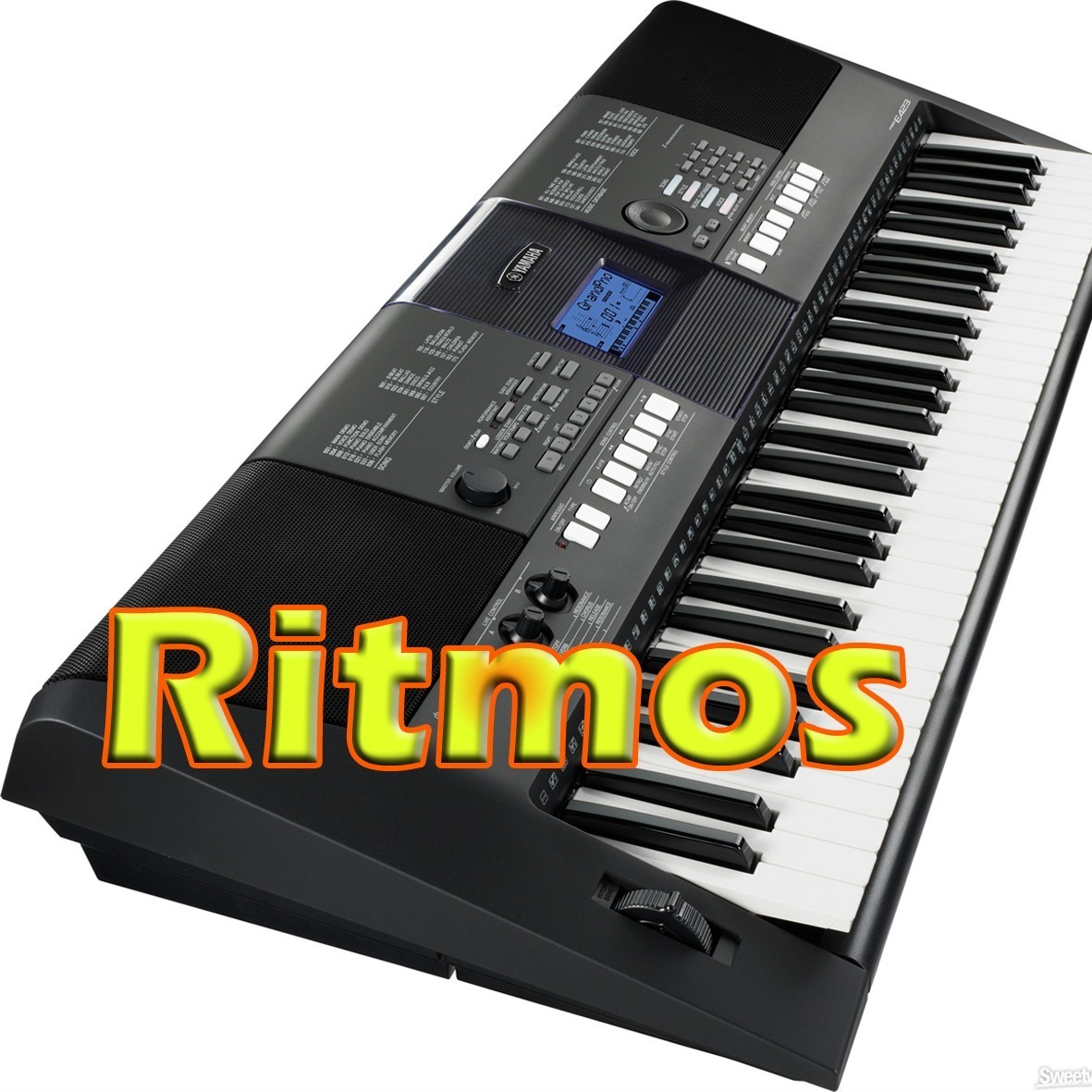 RITMOS PA50 BAIXAR