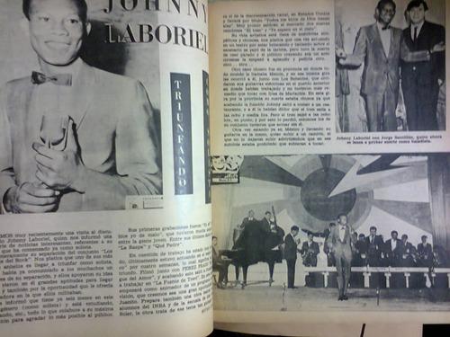ritmo juvenil angélica maría enrique guzmán j laboriel 1965
