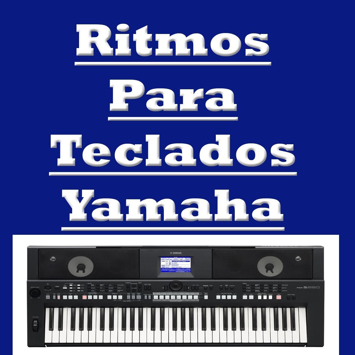 ritmos para teclado yamaha psr e433 download