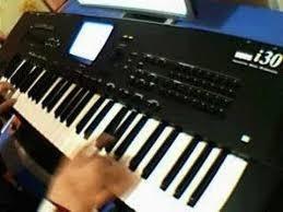 ritmo para teclado korg
