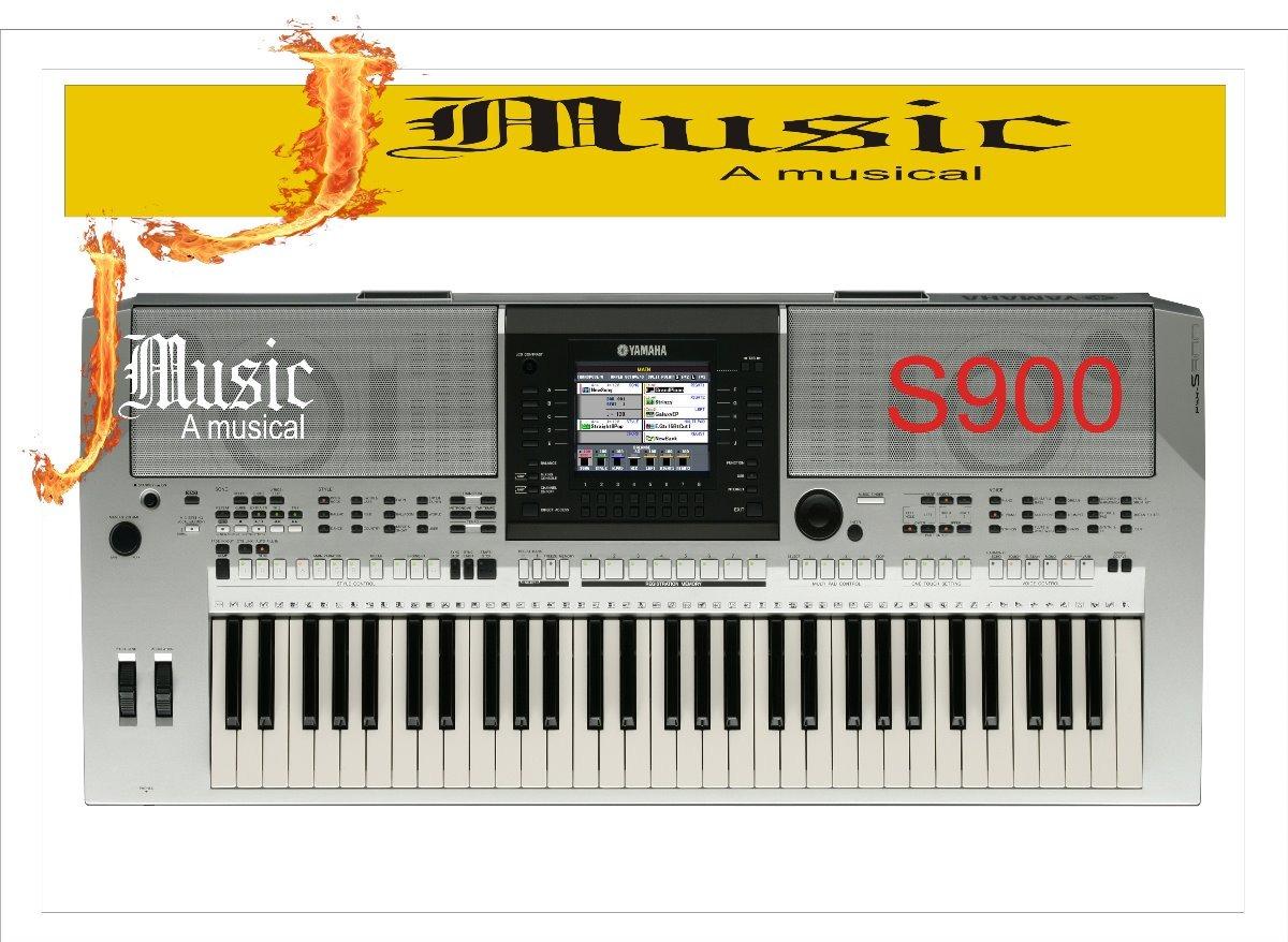 ritmos para teclado yamaha psr s900