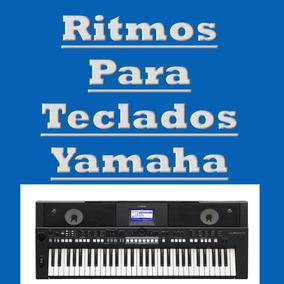 Ritmo Ritmos Style Yamaha Psr Vaner O Vaneir O Vanera E