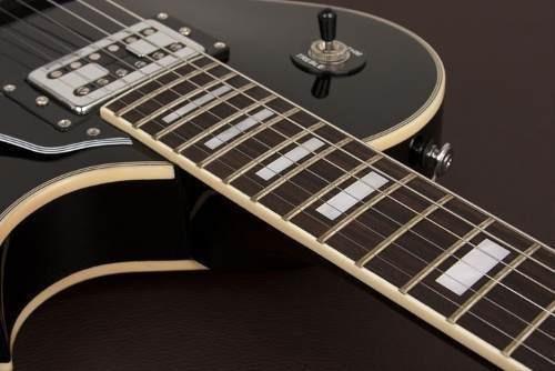 ritmus ! golden gld150c : guitarra les paul cor preta