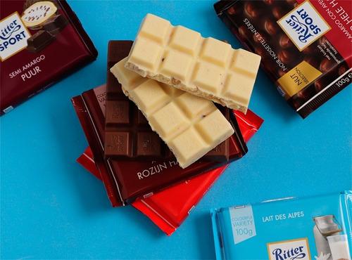 ritter sport mini chocolates surtidos origen alemania