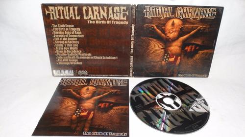 ritual carnage - the birth of tragedy ( dearh japones 90s di