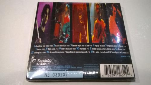 ritual, los piojos - cd 1999 nuevo cerrado nacional