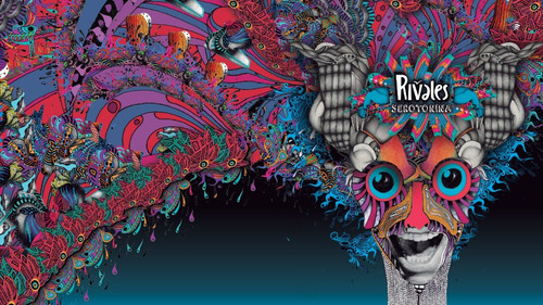 rivales - serotonina cd