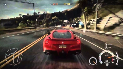 rivals juego ps3 need for speed