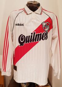 diseño de moda buscar amplia selección de colores y diseños Camiseta River Manga Larga 1996 Tucuman - Camisetas en ...