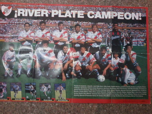 river plate 1996