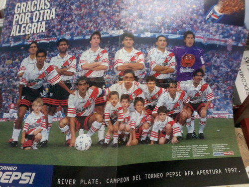 river plate 1997