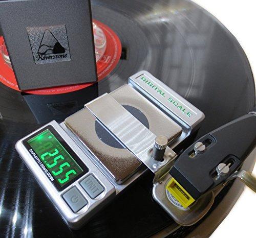 riverstone audio precision nivel de grabación plato giratori