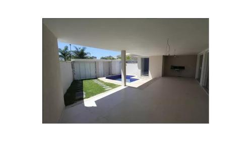 riviera del sol - casa triplex de 4 quartos 4 suítes