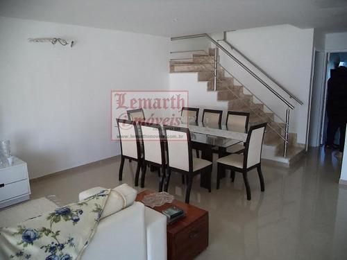 riviera del sol - casa triplex de 5 quartos