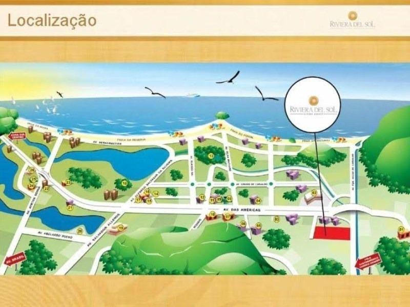 riviera del sol - recreio dos bandeirantes - 054g - 4910346