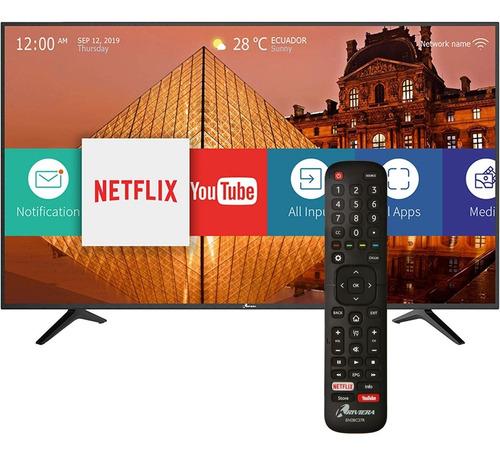 riviera televisor led 55¨ smart 4k netflix linux bluetooth